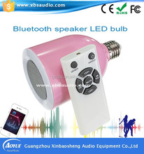 business gift low price bluetooth speaker with LED light
