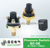 air, Oil , water adjustable Pressure Switch SC-06,Hobbs pressure switch