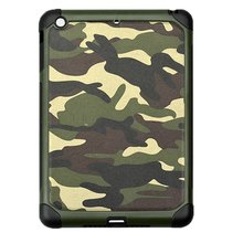 2015 new arrival fashion manufature camouflage teble cover case for Ipad mini4