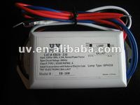 high quality electronic ballast for pl lamps from China manufacturer