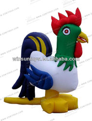 2013 ali express giant inflatable turkey for advertising