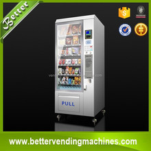 Latest Hot Selling vending machine drink/food vending machine