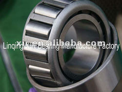 China high precision 29590/22 taper roller bearing factory