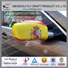 advertising car wing mirror cover