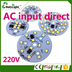 High PF >0.9 1200lm 12w led dimmable bulb AC PCB driver, without external driver in bulb light