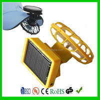 Quality new products smooth running cordless dc solar fan