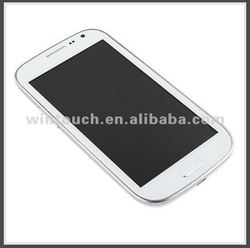 "cell phone android 4.0 smartphone i9220 5.3"" touch screen MTK6575 1.0GHz wifi GPS dual camera cell phone"