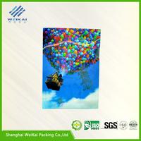waterproof soft cover file folder, plastic pockets file folder, plastic L shape file folder SHWK4211