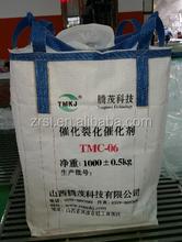 Flat Bottom Option (Discharge) and Cross Corner Loop Option (Lifting) jumbo bag size 1ton zrl20