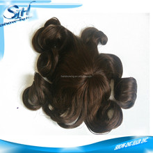 Popular special hole of women hair toupee