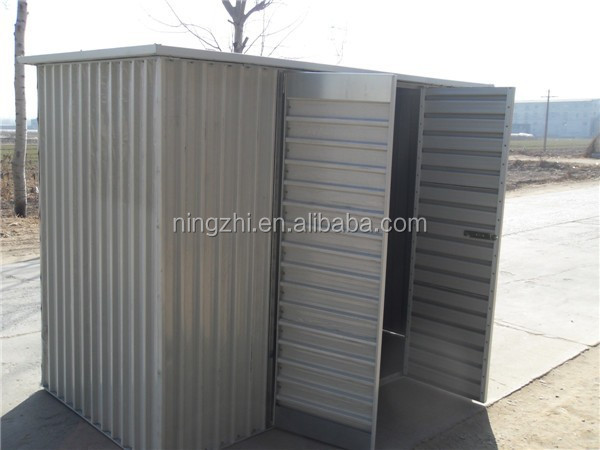Durable metal garden shed outdoor storage shed buy for Durable sheds