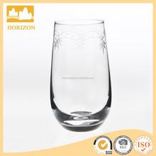 500ml glass highball, Tall glass tumbler, drinking glass cup