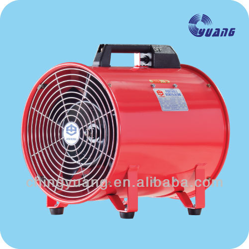 Portable Exhaust Blower : Made in taiwan product jouning portable industrial fan jpv