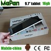 android mobile phone 1gb ram / mtk8382 cpu 16gb rom tablet /mapan android phone quad core 9.7 inch
