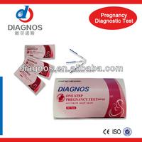 Pregnancy Test CE Marked/Rapid Test Kits For Pregnancy Test