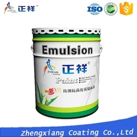 Water based Emulsion Self-crossing Exterior Wall Paint