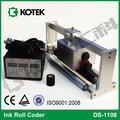 impresora de codificación por bobina de tinta caliente