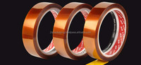 High Temperature Resistant Polyimide Tape with Golden Glossy Tape Surface