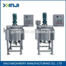 fabricación de jabón líquido de la máquina