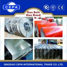 color coated steel coil/steel sheet/aluminium Metal roofing sheet