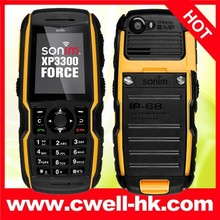 Big promotion original Sonim XP3300 Force IP68 Grade Waterproof Rugged Mobile PhoneIP68 Grade Waterproof Rugged Mobile Phone