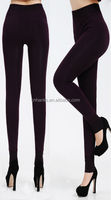 seamless integration Leggings, no pilling thick warm colorful cotton pants