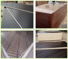 2015 hot sale 12mm 18mm thick plywood