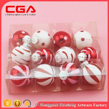 new design glass christmas ornament,wholesale high quality very glass christmas decoration