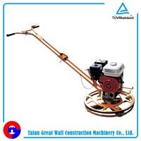 concrete power trowel (Petrol Honda, Robin, Subaru, diesel engine for select)