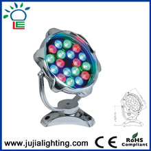 2015 hot selling New Product JU-4006-6W IP68 LED pool lights,high power swimming pool lightng
