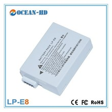 DC 7.2v high quality aaa li-polymer battery cell for EOS 550D 600D
