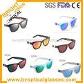 el diseño personalizado de Italia luce aviador de caminante las gafas de sol polarizados (2015 MIDO Barraca óptica: el VESTIBULO 7 N25)