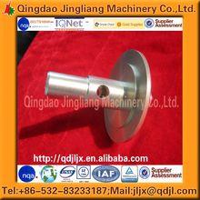 2012 cnc turning aluminum part