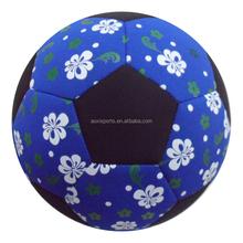 Fashion design/ high quality/ promotion / Neoprene soccer ball