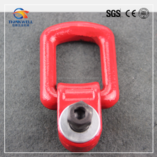 Factory Price Forged Steel Heavy Duty Wire Rope Swivel Load Ring
