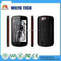 "WA588 4.0"" Car Shaped Model MT6572 Dual Core 3G GPS GSM Android Porsche Car Shape Mobile Phone"
