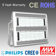 High Power 500w led flood light bar outdoor