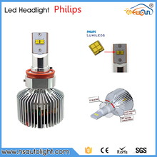 High Brightness 6000K 4500lumen 12V-30V led auto headlight 45w car led lights H8