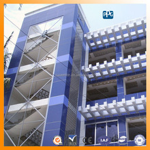 ACP Sandwich Panel Aluminum Plastic composite panel exterior wall cladding prime quality PVDF paint in different color