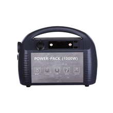 1000W UPS portable power supply/uninterruptible power supply with AC DC output for digital equipment