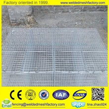 Galvanized wire mesh fence panel ,dog cage,bird cage for sale