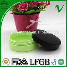 Encargo biodegradable cosméticos envase de plástico para embalaje crema