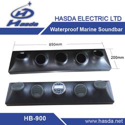 waterproof soundbar with radio bluetooth HB-900 for UTV/ATV
