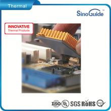 Vollständige Palette von wärmeleitpad, wärmedämmung pad, 1.0w/m. K~50w/m. K