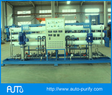 Seawater Desalination Industrial RO Deionized Water Equipment