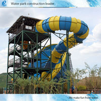 2015 Water Park Used Commercial Playground Equipment Sale (HT-31)
