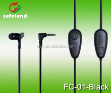 FC Popular Radiation Free Aie Tube Earphone FC01 Mobile Phone Accessories Headsets