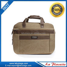 Travel stylish mens laptop bag briefcase 15.6 inch laptop messenger bags