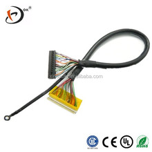 Single 6 Bit LP133WX2-TLD1 LED Screen 0.4mm Pitch 40Pin LVDS Cable