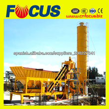 25cbm / h planta de hormigón móvil para la venta